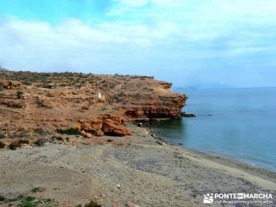 Calblanque y Calnegre - Cabo Tiñoso; grupos de montaña madrid; grupos senderismo madrid;excursione